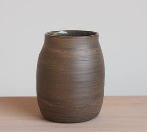 Image of Bulbous Vase