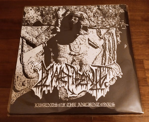 Image of Mäleficentt/Veštac–Legends Of The Ancient Ones/Soul's Exhumation On The Pyres Of Trascension