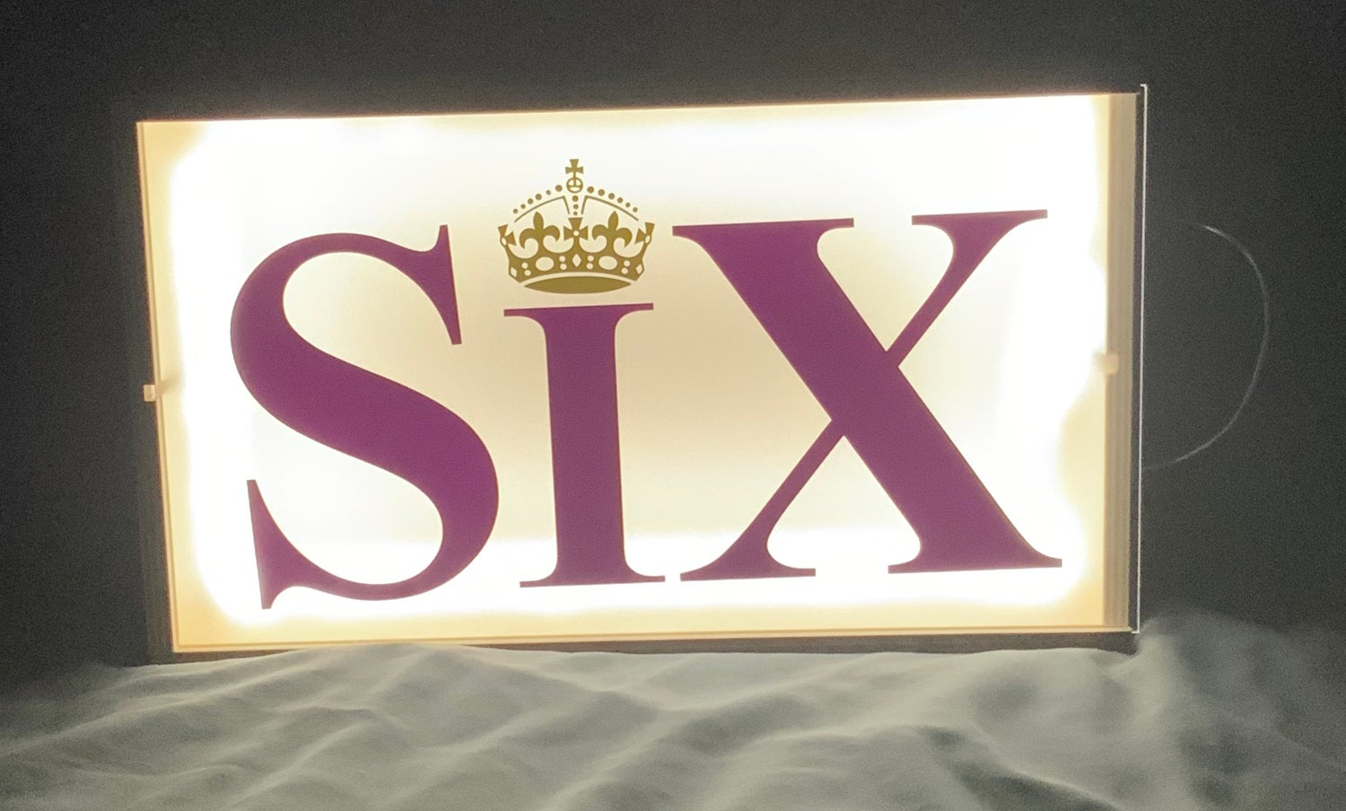 Six The Musical Lightbox