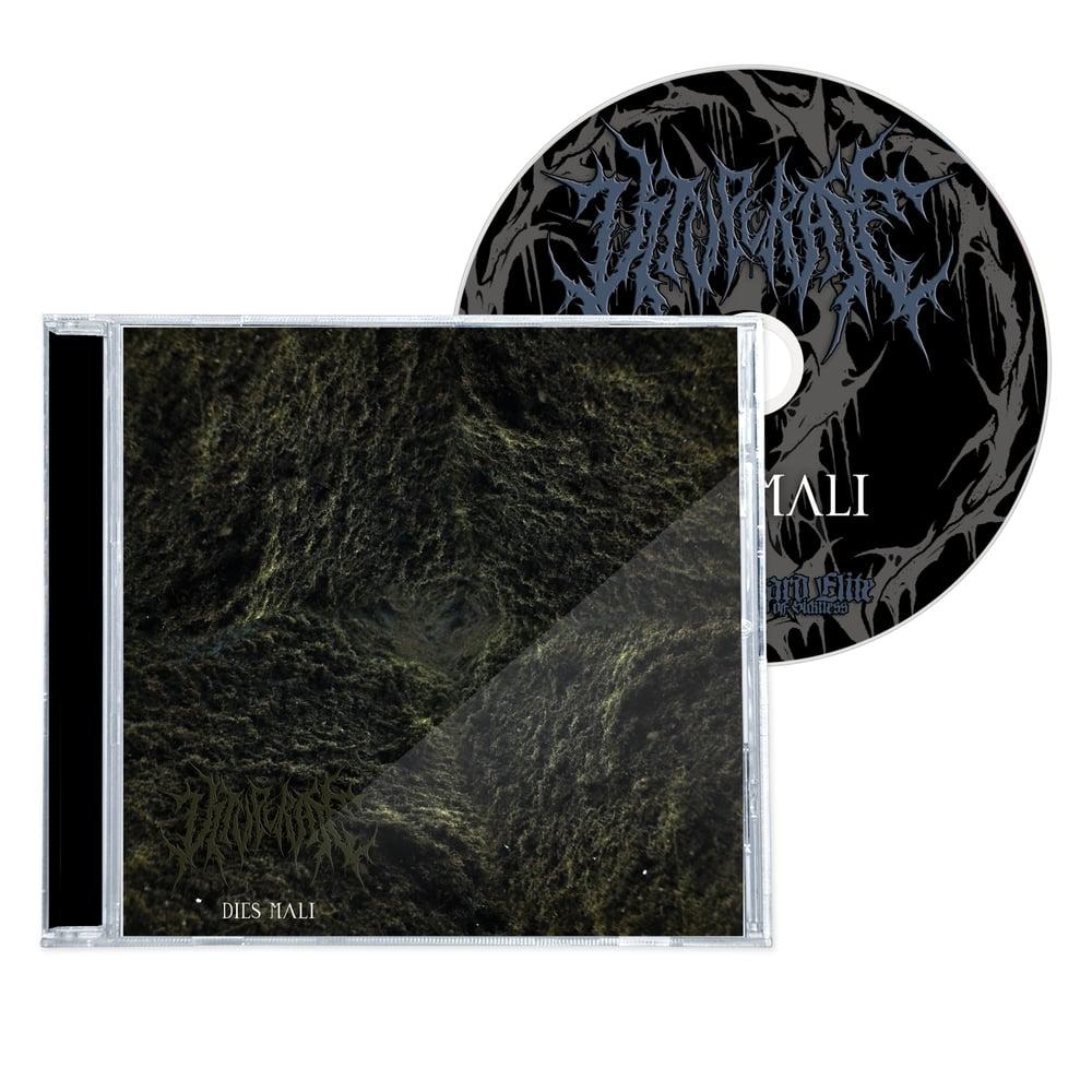 "Image of VITUPERATE ""DIES MALI"" CD"