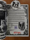 Reborn From Ashes Zine