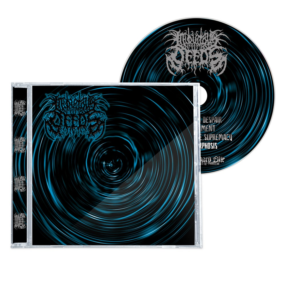 Image of INIQUITOUS DEEDS - SELF TITLED EP/CD