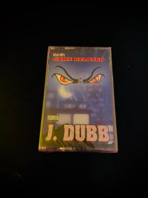 """Image of J-Dubb """"Game Related"""" e.p"""