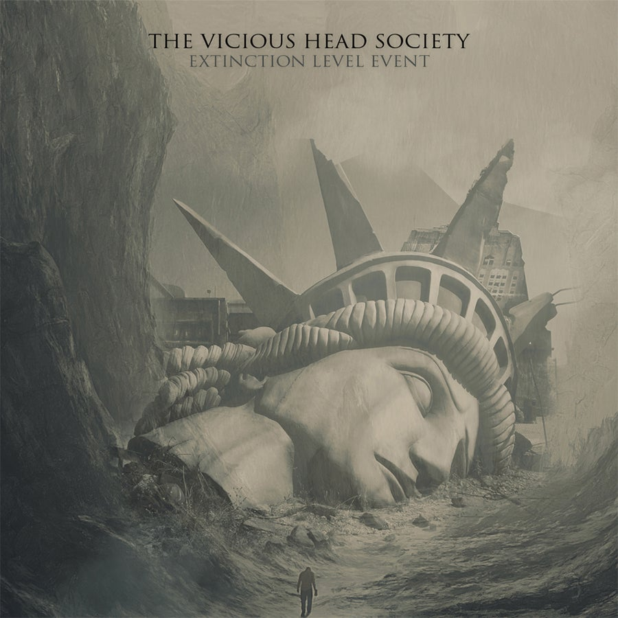 Image of The Vicious Head Society - 'Extinction Level Event' CD
