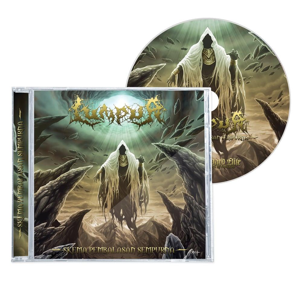 """Image of LUMPUR - """"SKEMA PEMBALASAN SEMPURNA"""" EP/CD"""