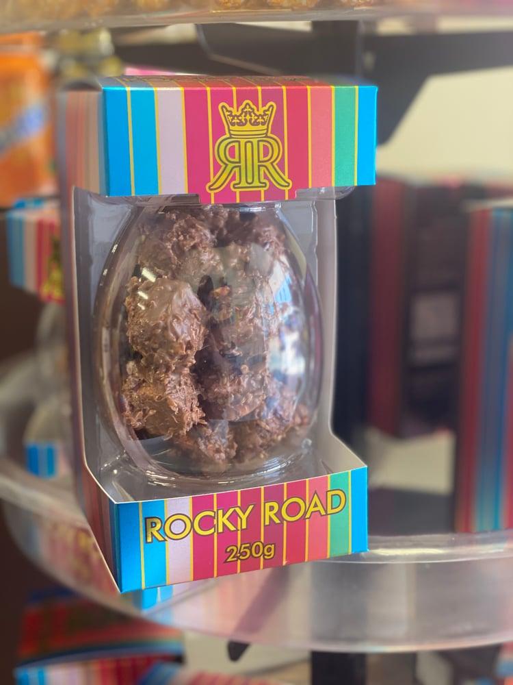 Image of Rocky Road Half Filled Egg (250 g)