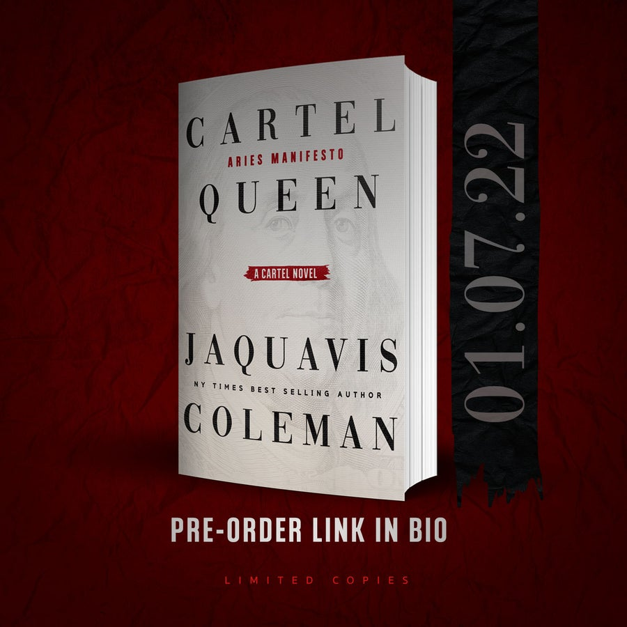 Image of Cartel Queen (Autographed and Free shipping)