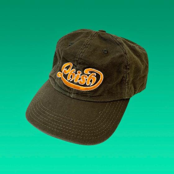 "Image of Phish Original Vintage ""Backyard Tradition"" 90's Hat! Deadstock! Brand NEW!"