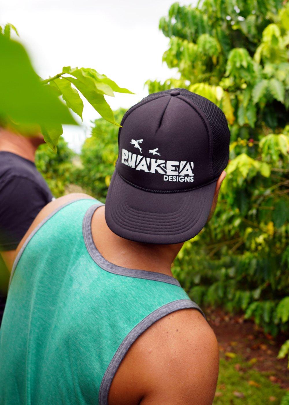 Image of Puakea Solid Trucker Hat