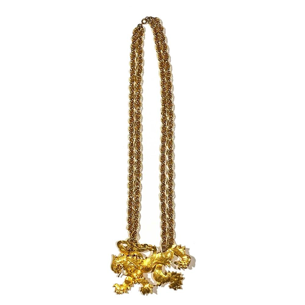 Dragoon Necklace