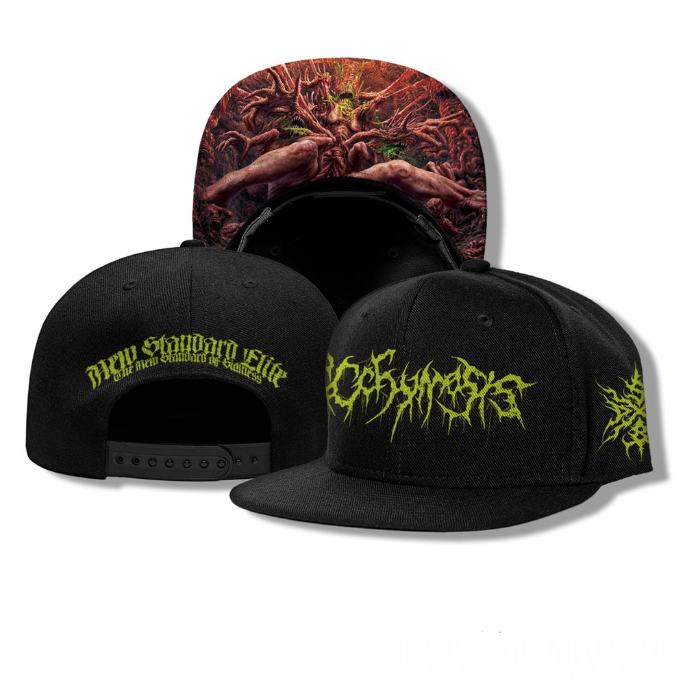 """Image of ECCHYMOSIS """"RITUALISTIC INTERCOURSE"""" SNAP BACK"""