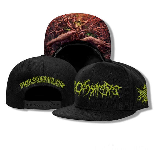 "Image of ECCHYMOSIS ""RITUALISTIC INTERCOURSE"" SNAP BACK"
