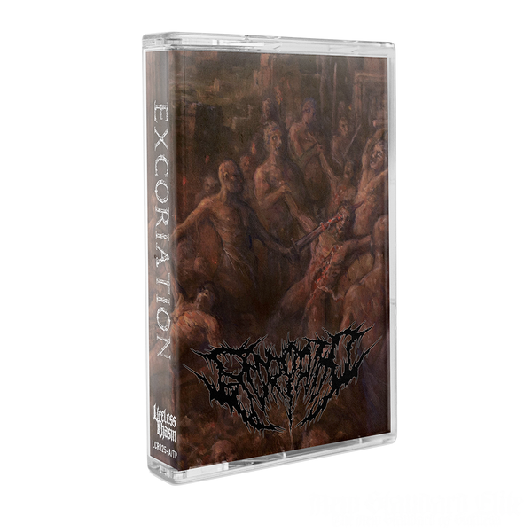 "Image of EXCORIATION ""EXCORIATION"" CASSETTE"