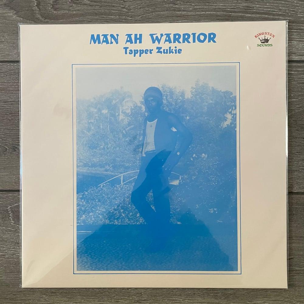 Image of Tapper Zukie - Man Ah Warrior Vinyl LP