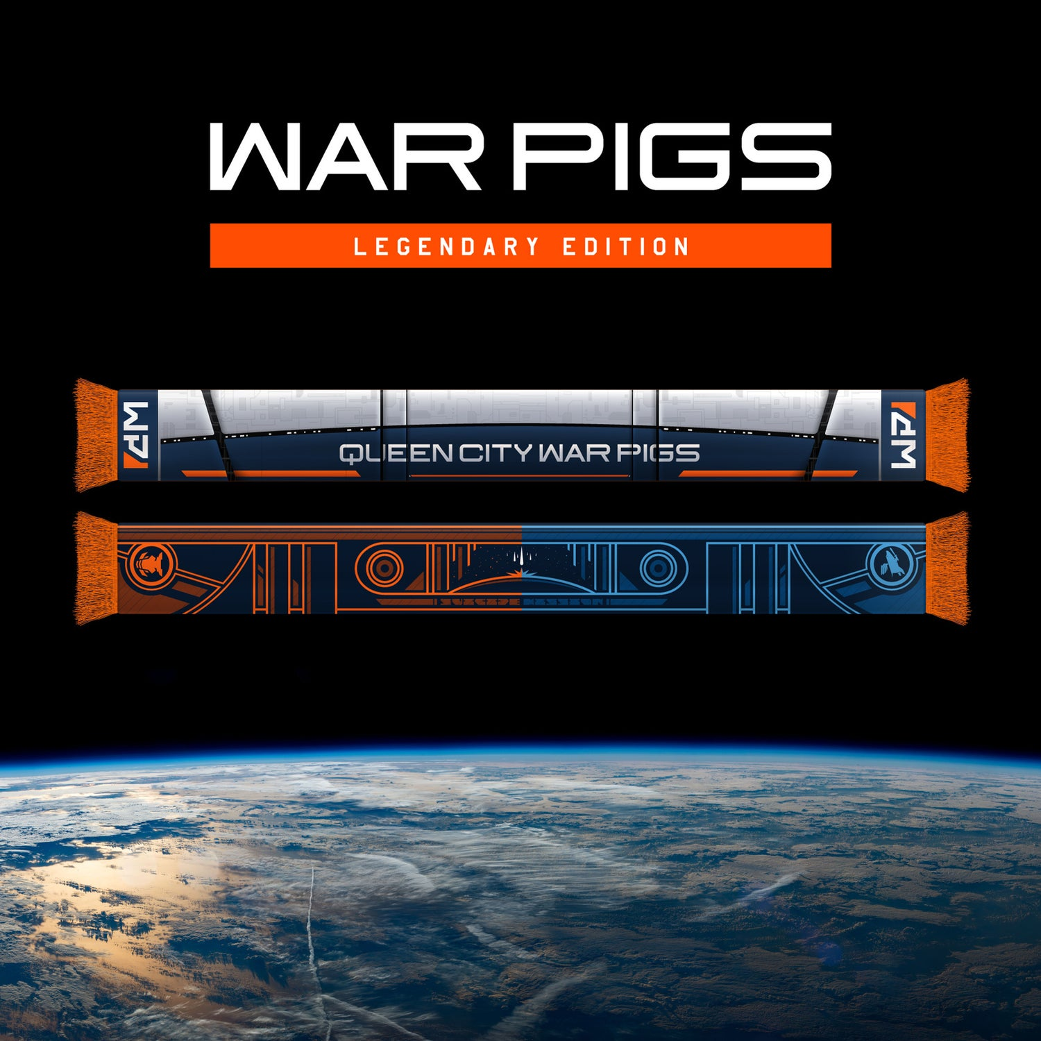 Image of (LOW STOCK!) 2021 War Pigs: Legendary Edition Membership Scarf