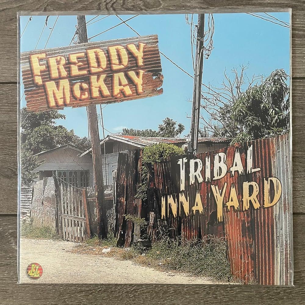 Image of Freddy McKay - Tribal Inna Yard Vinyl LP