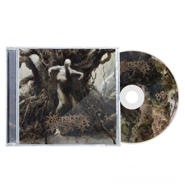 "Image of ARSEBREED ""BUTOH"" CD"