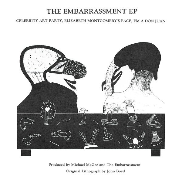 Image of THE EMBARRASSMENT - s/t 12""