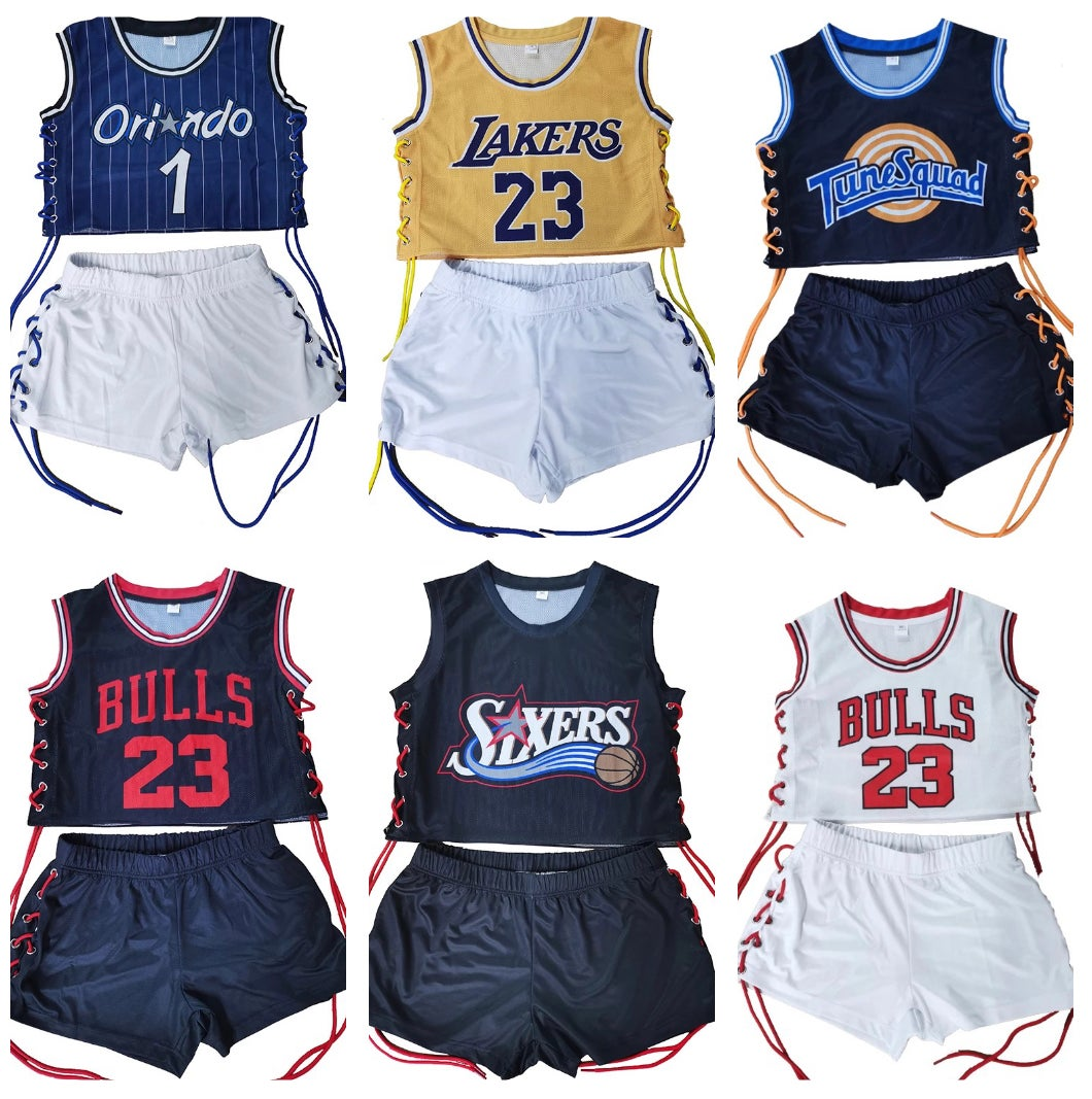 Image of Team Jersey Short Sets