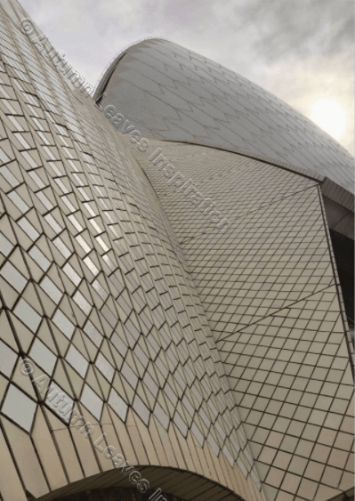 Image of T34 Sydney Opera House Tiles - NEW!