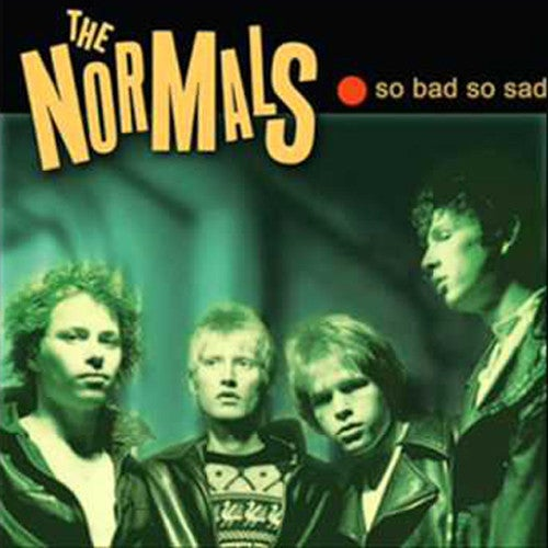 Image of THE NORMALS - So Bad So Bad LP