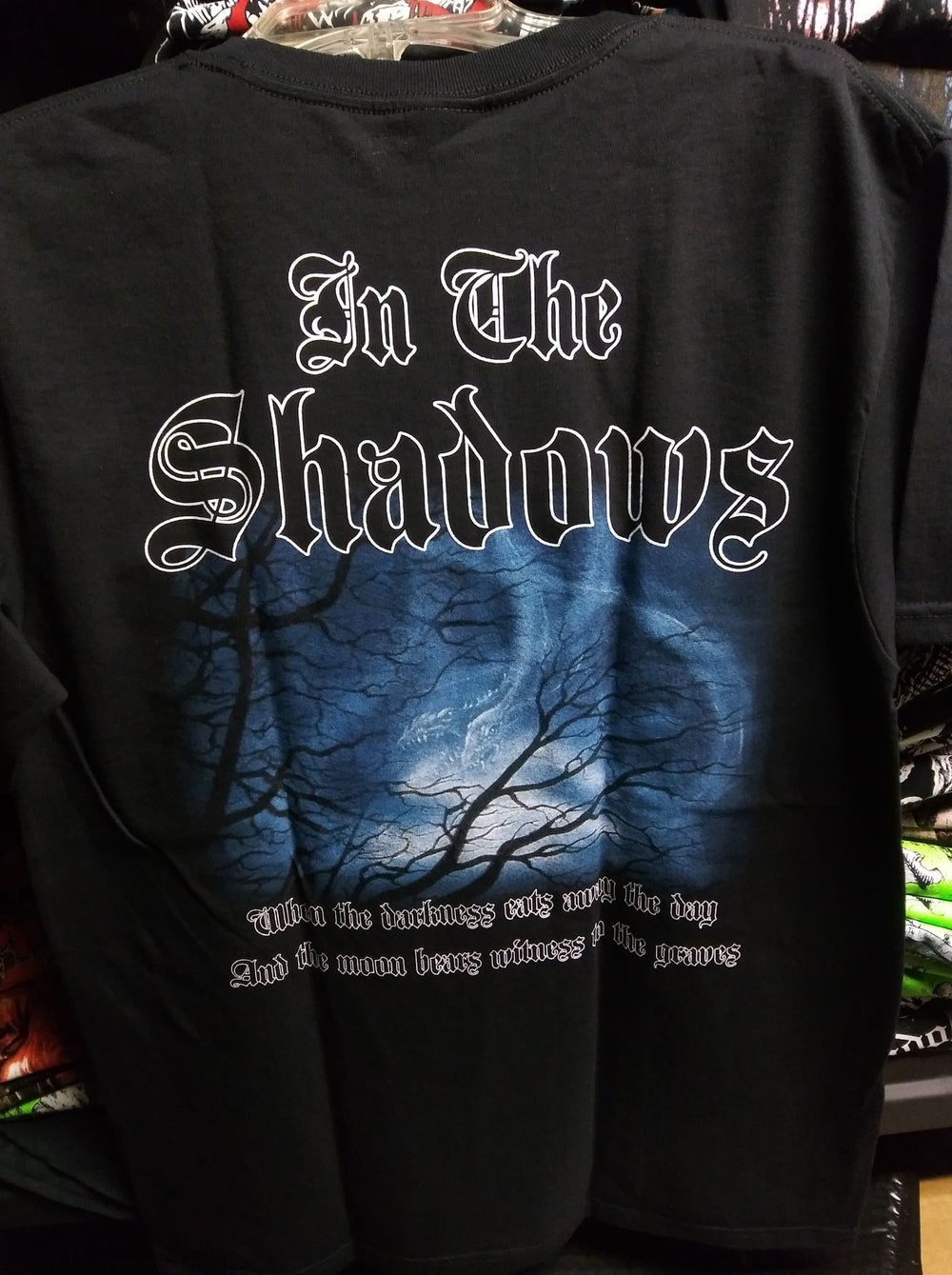 Mercyful Fate in the shadows T-SHIRT *imported*