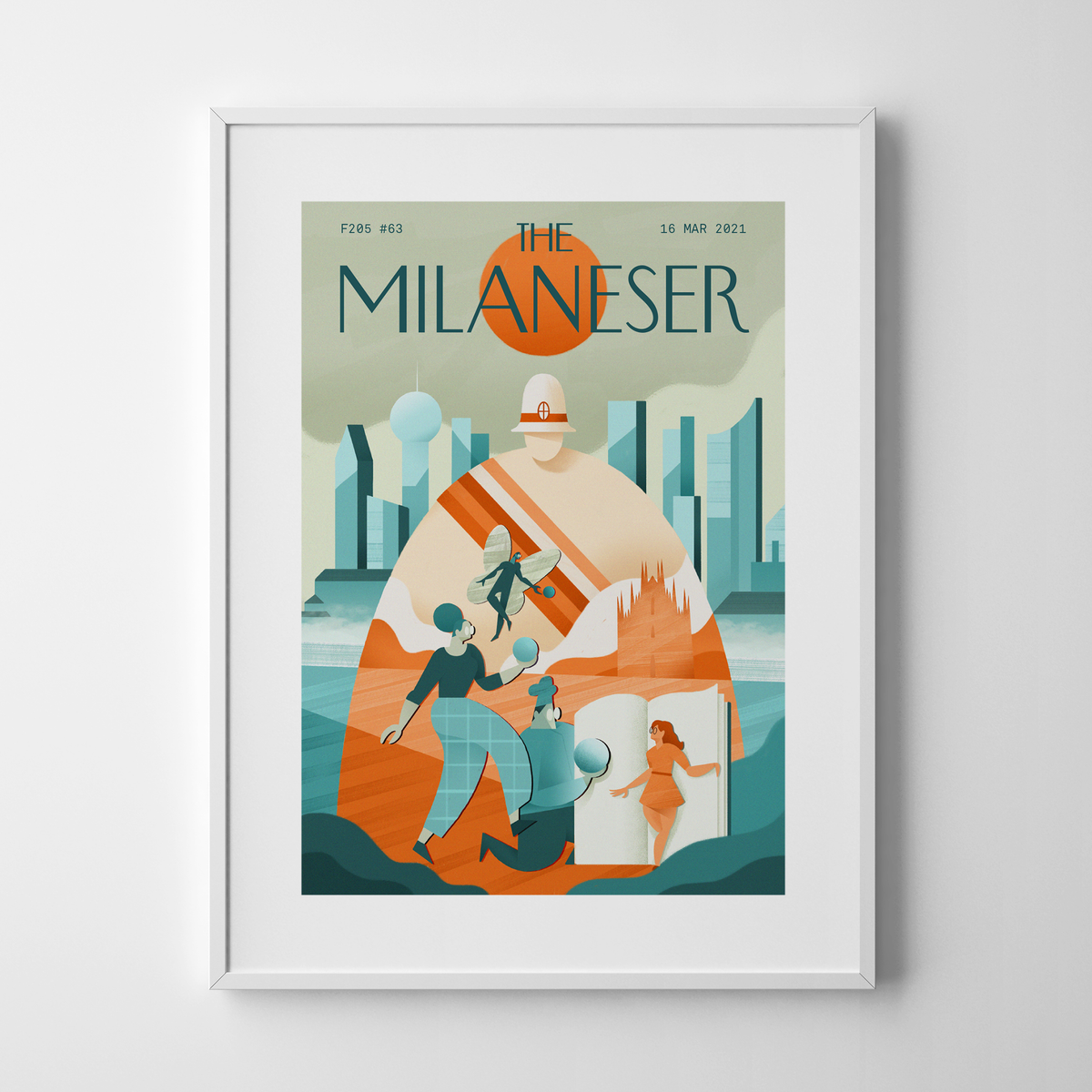 Image of The Milaneser #63