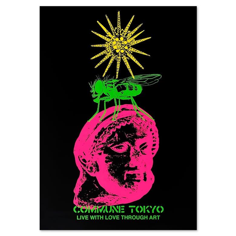 "Image of ""commune"" Screen Print by Ed Davis"