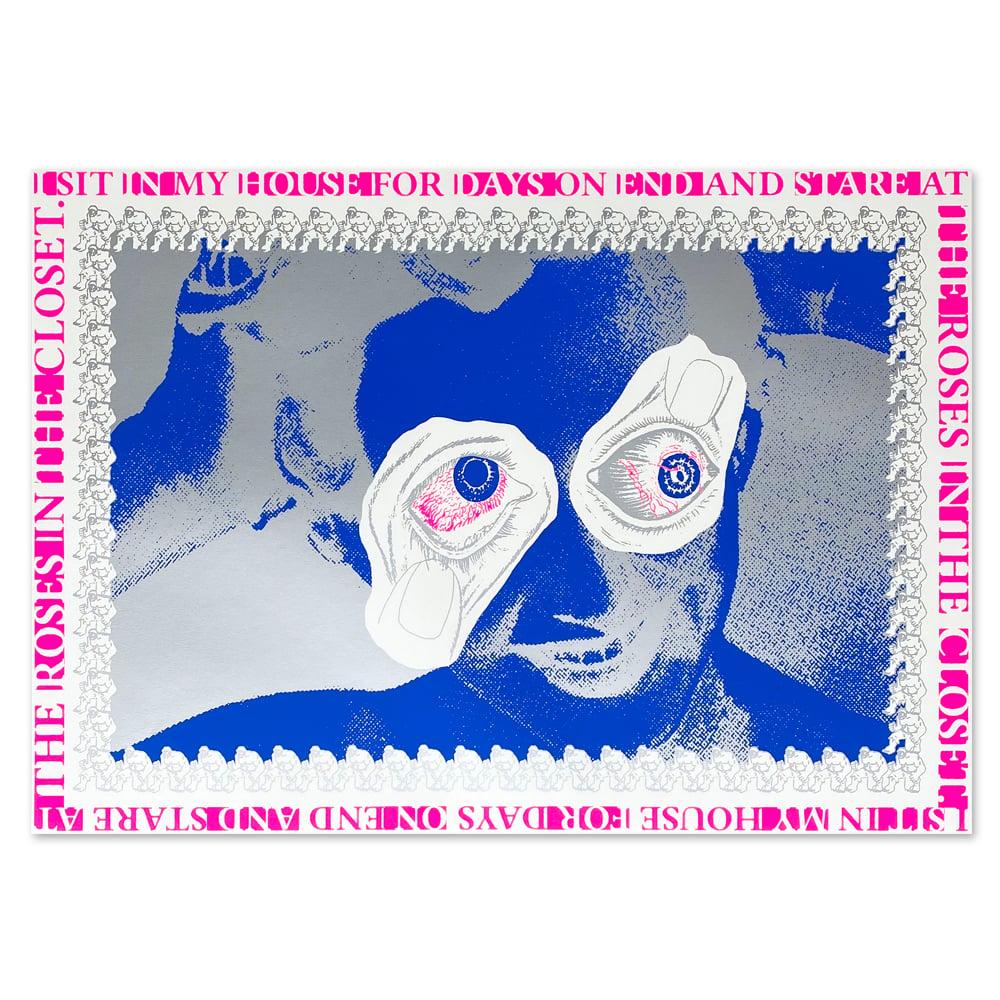 "Image of ""My House"" Screen Print by Ed Davis"