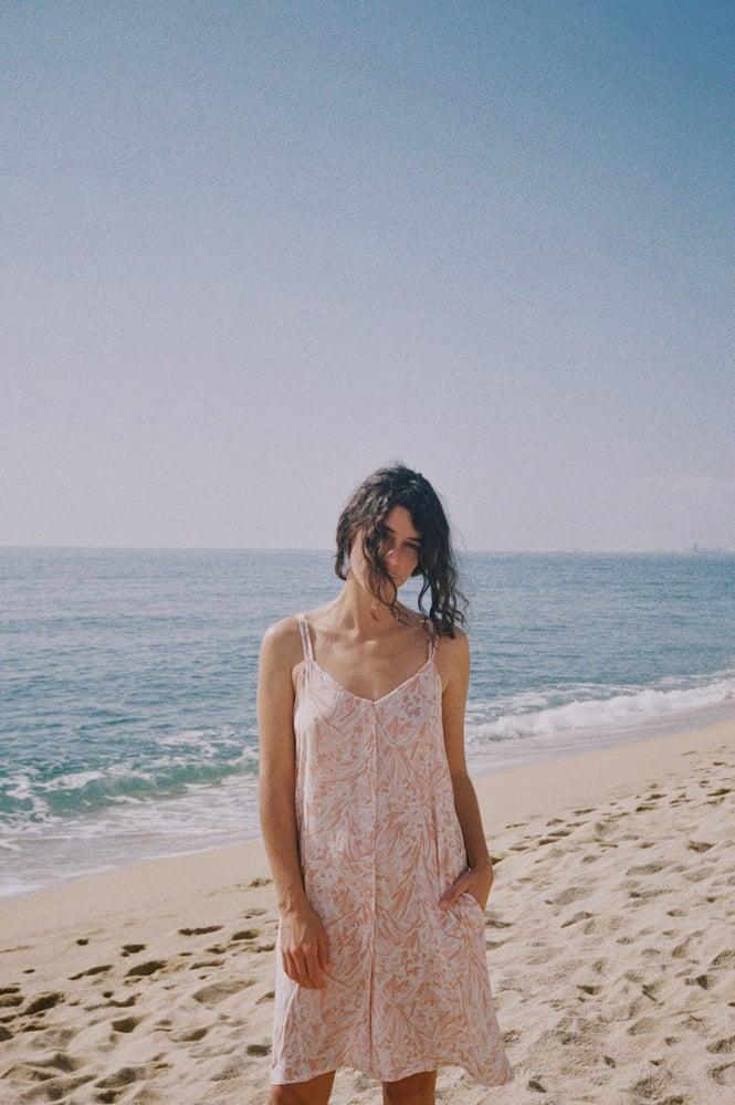 Image of MARION dress IVORI