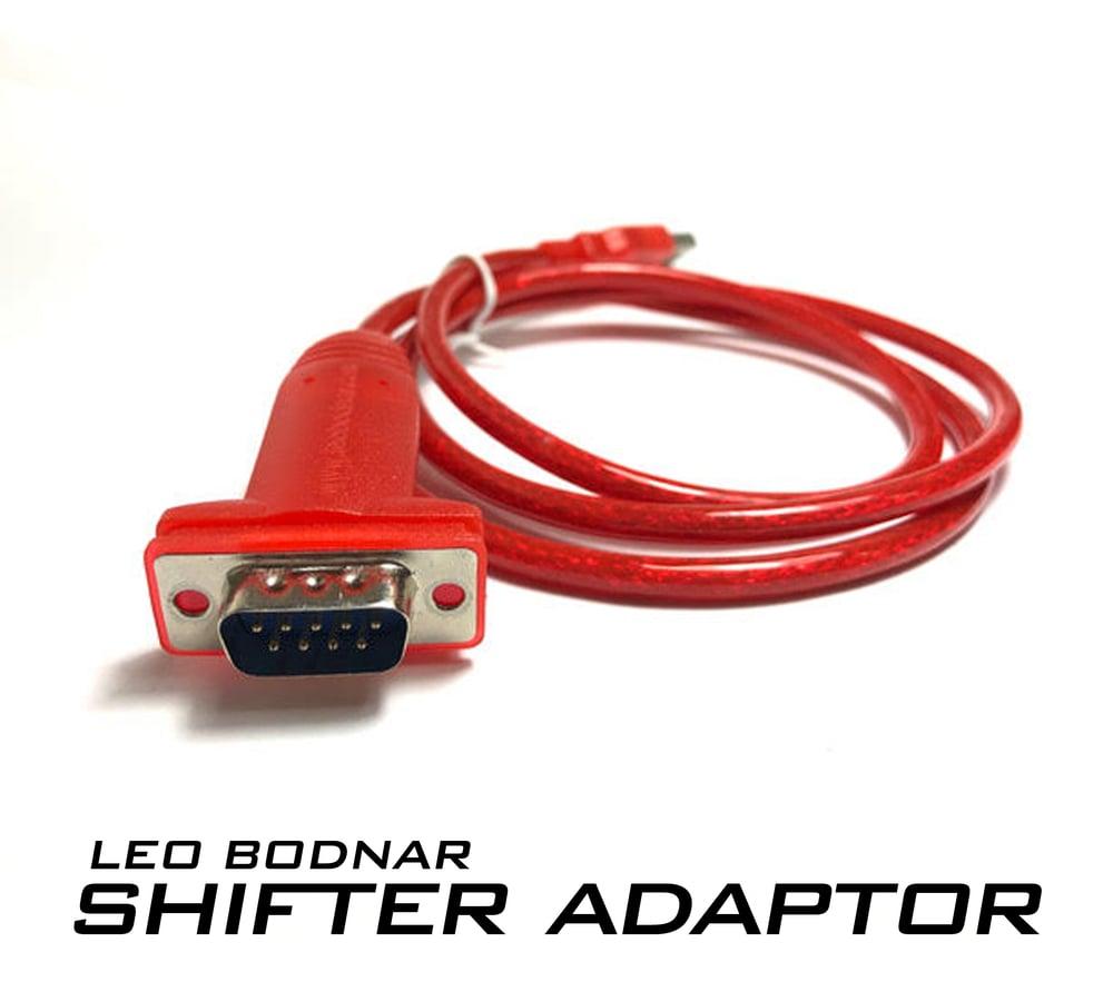 Image of Leo Bodnar USB Adaptor for Logitech Shifter G25 / G27 / G29 / G920 / G923