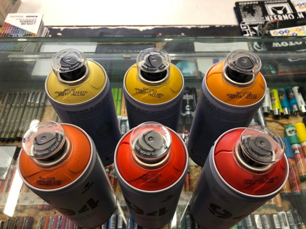 Image of spray MTN 94
