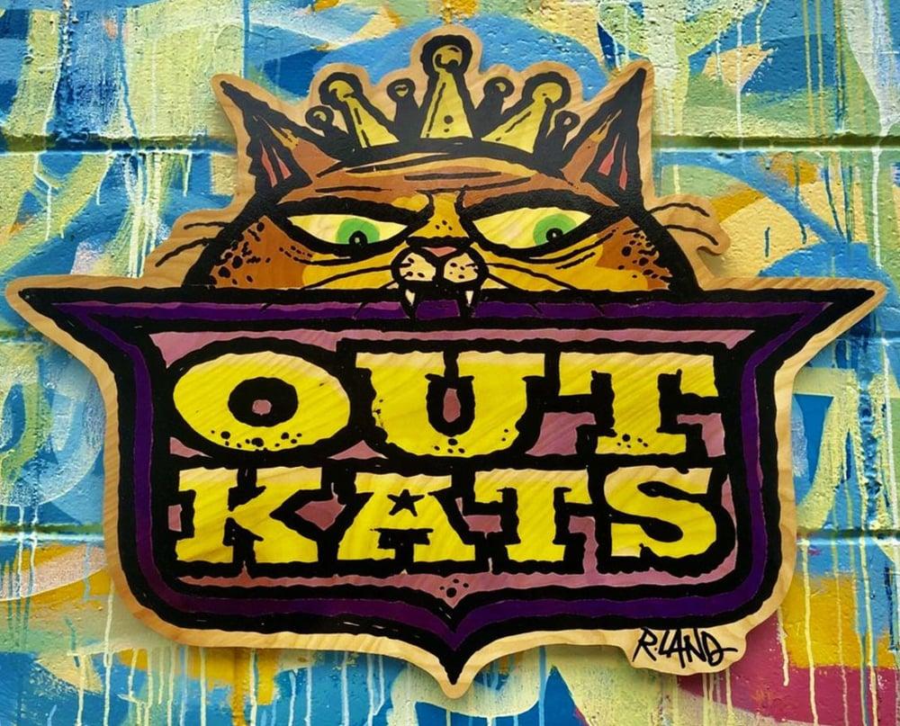 Image of Outkats Wall Art