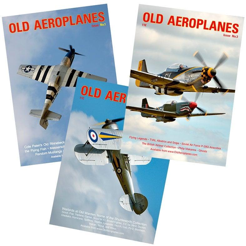 Image of Old Aeroplanes - magazine