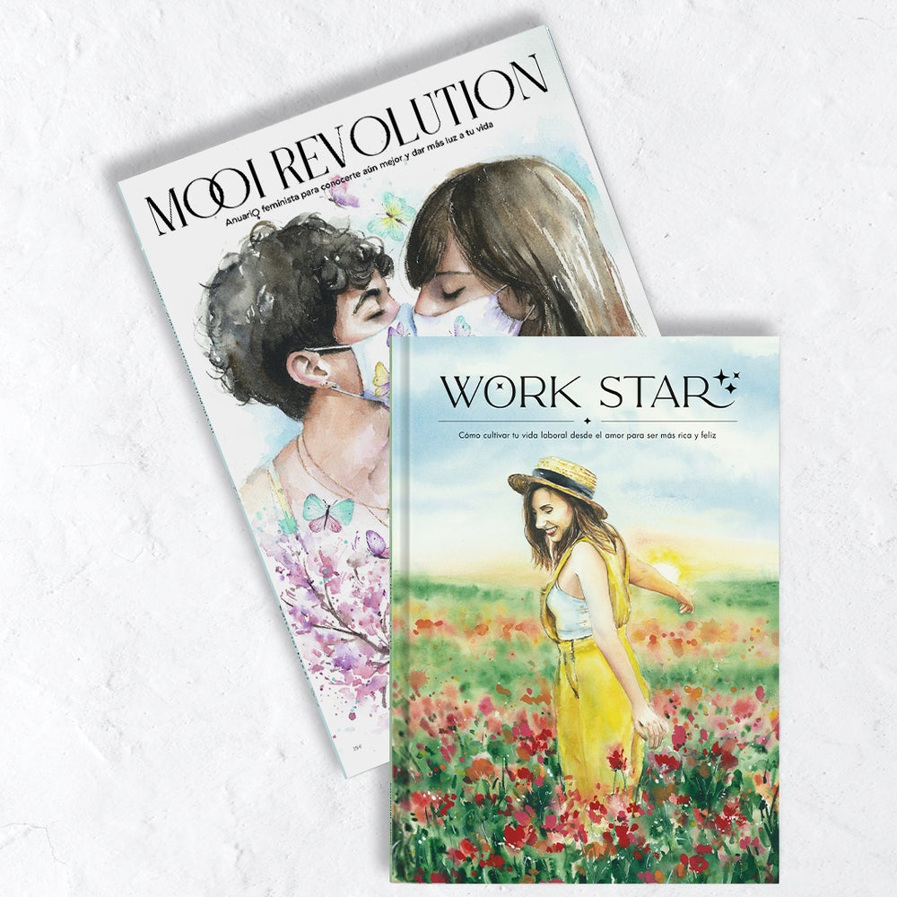 Image of Pack Anuario 01 & Work Star