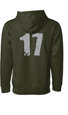 CUE Hoodie Front/Back