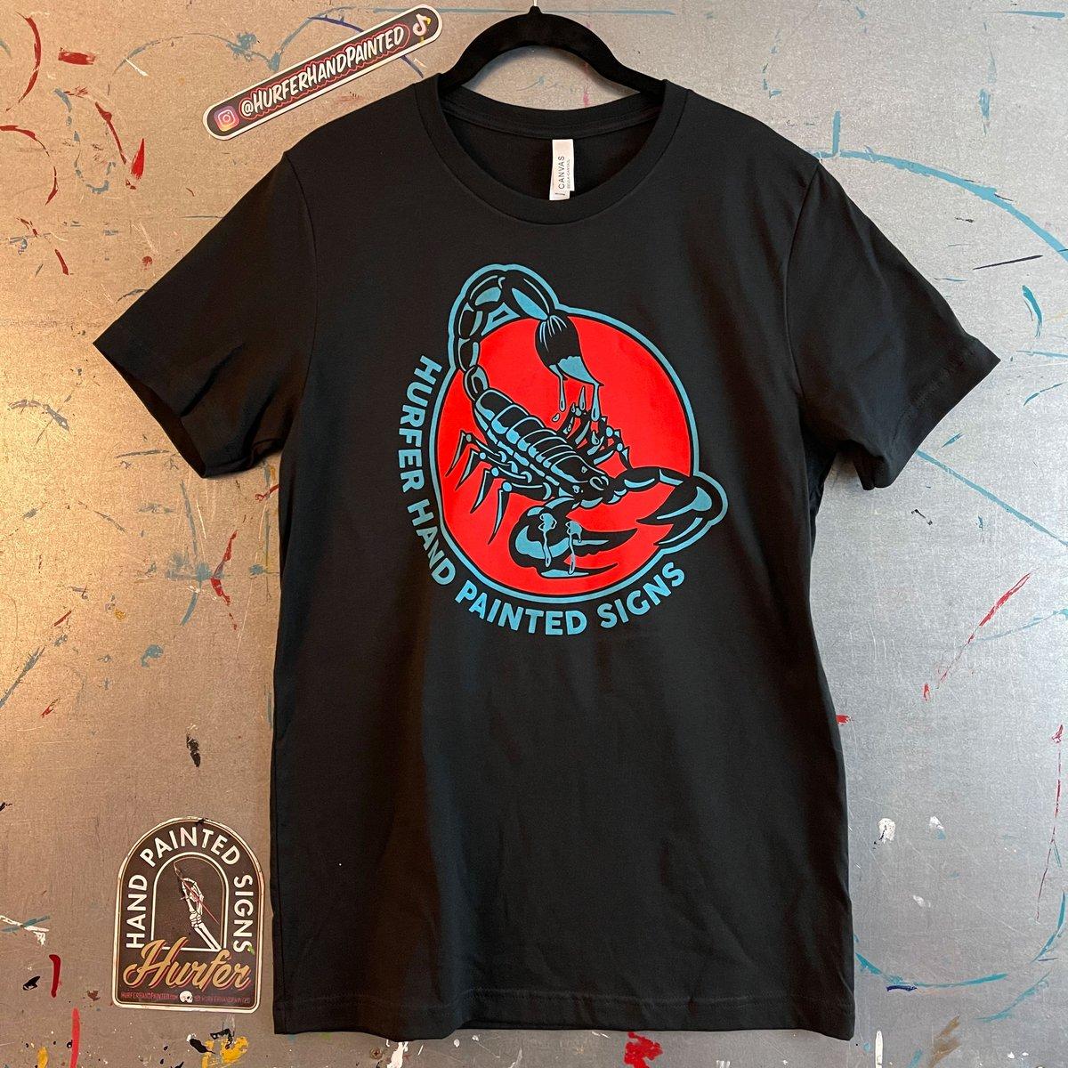 Image of Scorpion T-shirt
