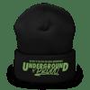 UNP // Cuffed Beanie