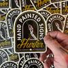 Hand Logo Sticker