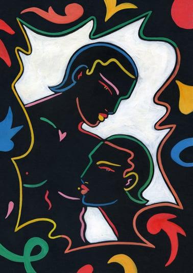 Image of Kiss of Life