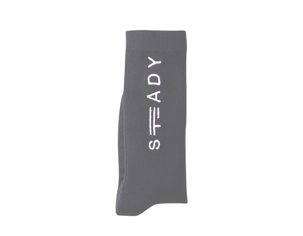 Image of STEADY/HANES® CLASSIC LOGO SOCKS