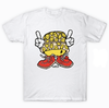 Smiley Bucket Hat Old Skool Raver T Shirt