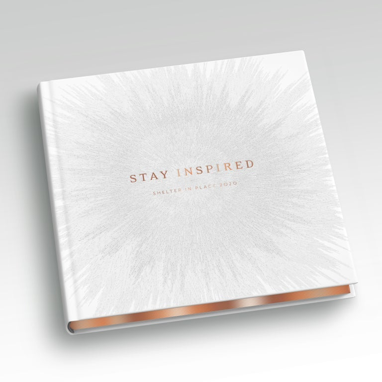 Image of PRE-ORDER | Stay Inspired: Shelter in Place 2020