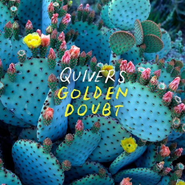 """Image of Quivers """"Golden Doubt"""" Viny (Blackl) LP"""