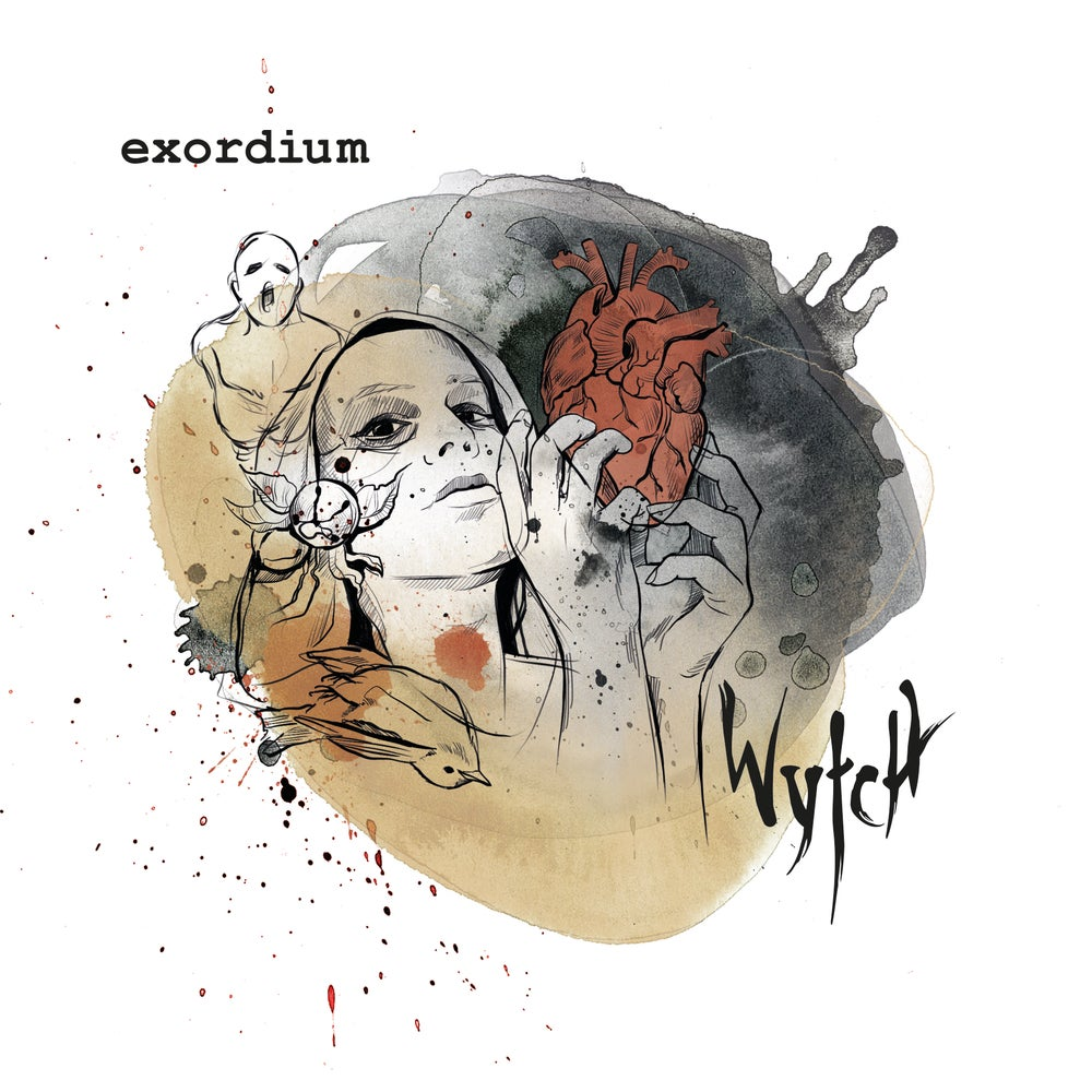 Image of Wytch - Exordium Limited Digipak CD