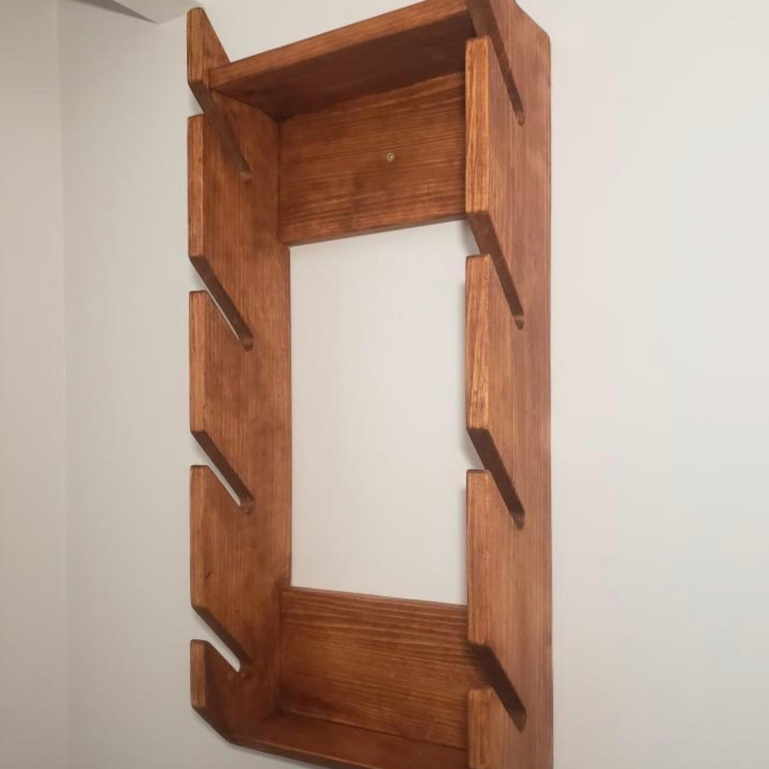 Image of Solid Wood Board Rack