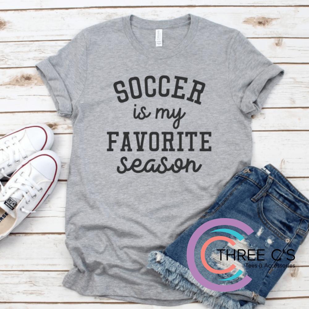Image of Soccer Is My Favorite Season
