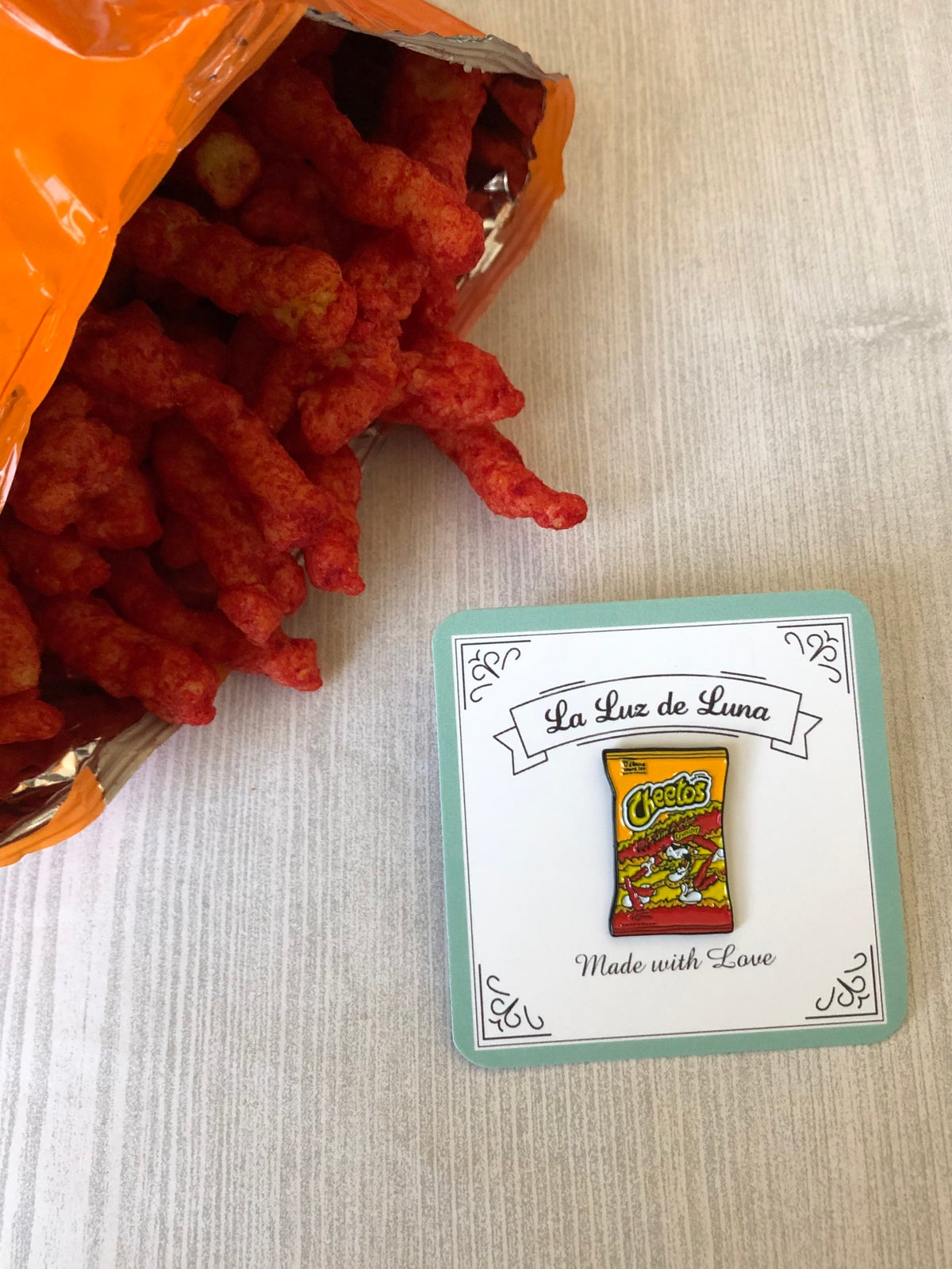 Hot Cheetos Product