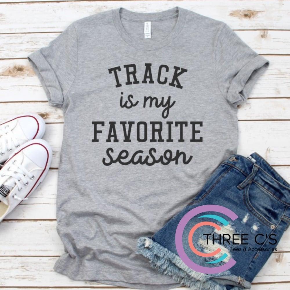 Image of Track Is My Favorite Season