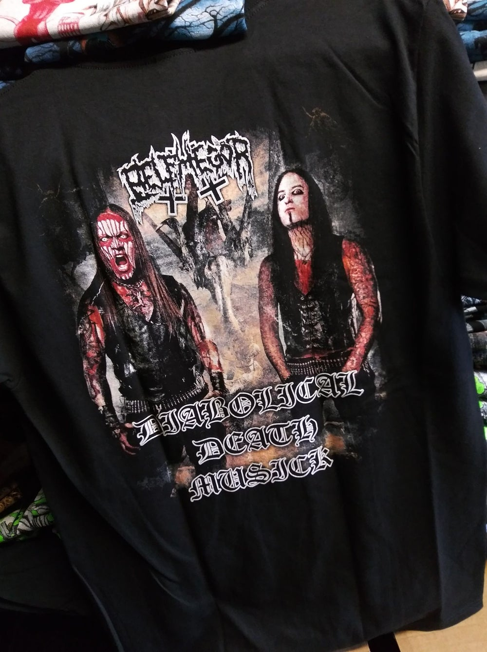 Belphegor Conjuring the dead T-Shirt *imported*